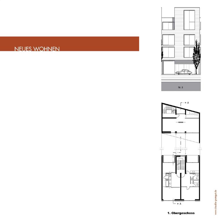 Neues Wohnen Arbeiten Grotegut Architekten Essen Nrw